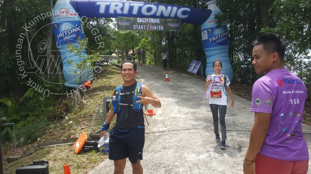 SALT TRAIL CHALLENGE 2019 - MERCY (M) SABAH CHAPTER