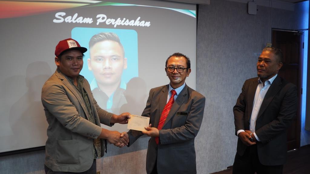 MAJLIS PERHIMPUNAN BULANAN JMGSWP BIL.10/2019 DAN PERPISAHAN EN. HARRY JENYRIUS MAJIN