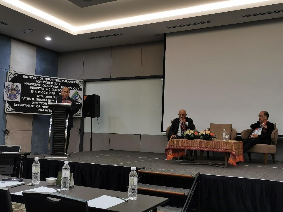 Persidangan dan Pameran IQM CONEX 2019