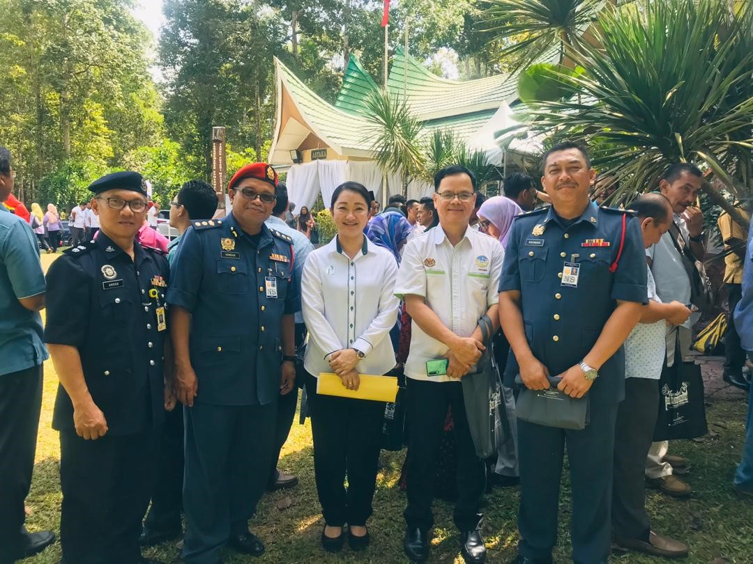 Roadshow Central Forest Spine (CFS) Negeri Sembilan