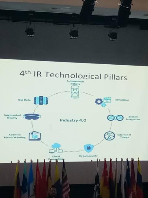 INTAN EXECUTIVE LECTURE SERIES (TECHNOLOGY): IOT & IR 4.0 INTAN KAMPUS SABAH 2019