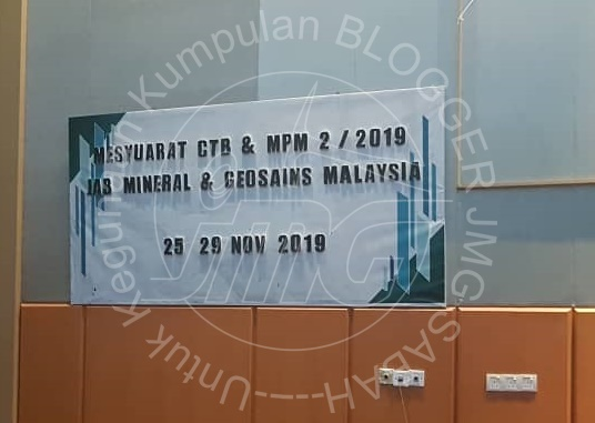 MESYUARAT PENGURUSAN MAKLUMAT (MPM) 2019