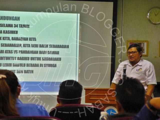 PROGRAM PERHIMPUNAN BULANAN BIL.7/2019 DAN MAJLIS PERSARAAN PENGARAH JMG SABAH