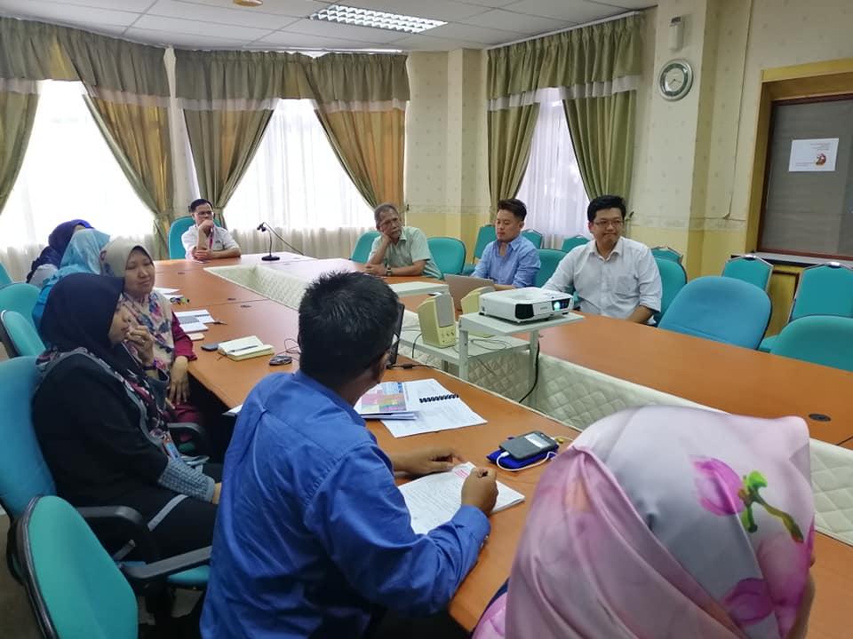 Pembentangan Projek ECRL di JMG NSM
