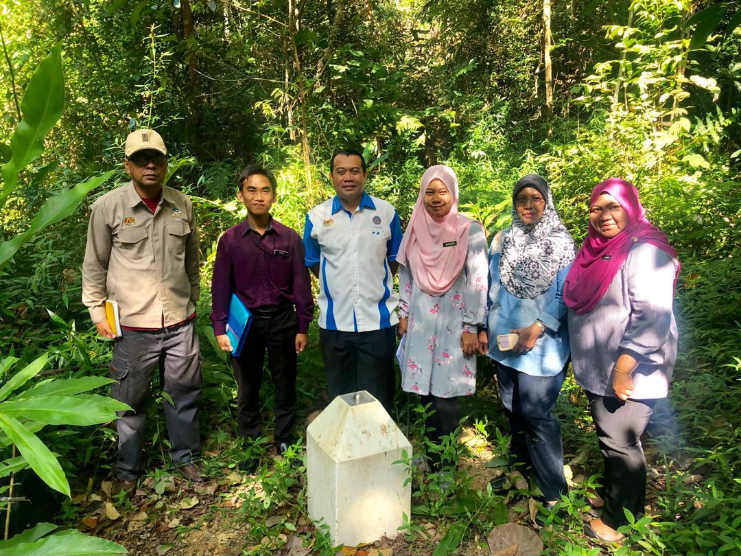 Audit Kementerian Air, Tanah dan Sumber (KATS)