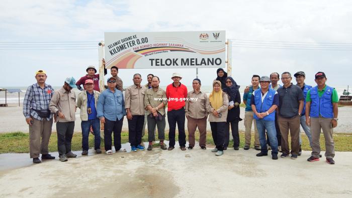 MESYUARAT PEMANTAPAN TEKNIKAL, PEMURNIAN LAPORAN DAN LAWATAN LAPANGAN PROJEK MST JMG MALAYSIA