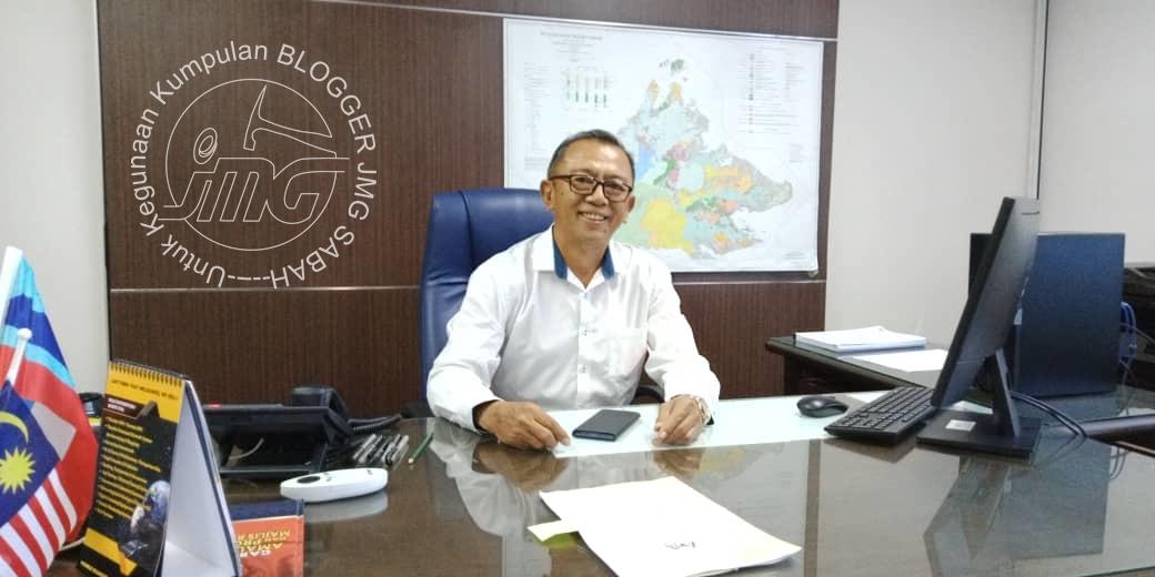SELAMAT DATANG DAN SELAMAT BERTUGAS ENCIK JONTIH SEBAGAI PENGARAH JMG SABAH