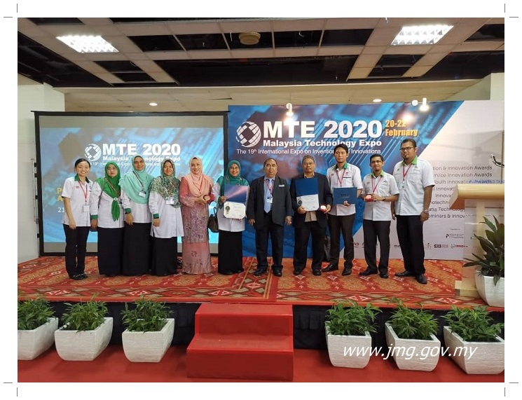PPM Telah Meraih Kejayaan Dalam MTE'20