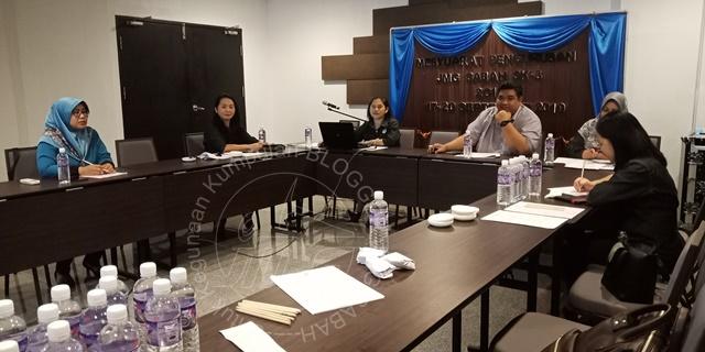 MESYUARAT UNIT PENGURUSAN MAKLUMAT BIL. 3/2019