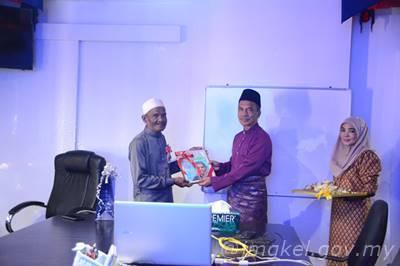 Persaraan dan Pertukaran Kakitangan JMG Kelantan