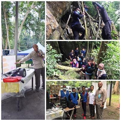Lawatan PLAN Malaysia ke Geotapak Warisan Geologi Pasoh