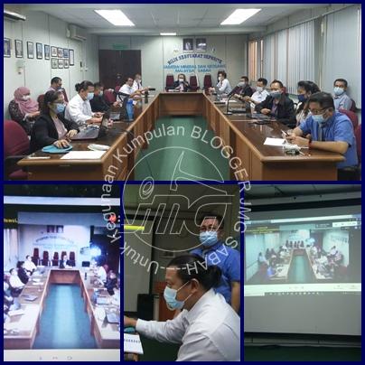 MESYUARAT PEMBANGUNAN JMG SABAH BIL 1/2021