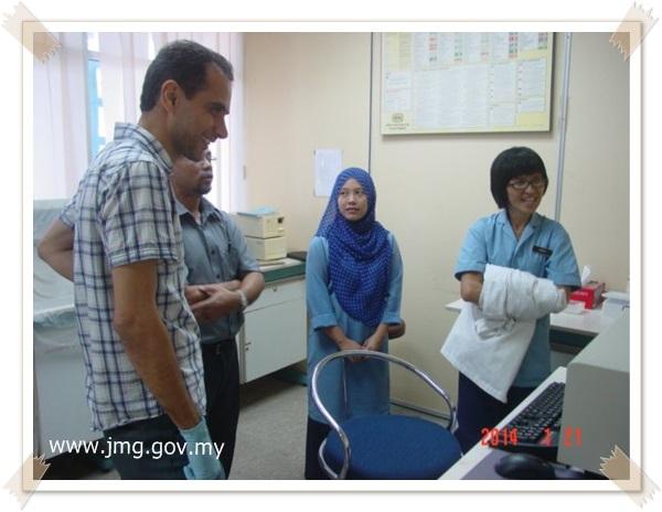 pelajar PhD dari USM - En Farshid Zamani