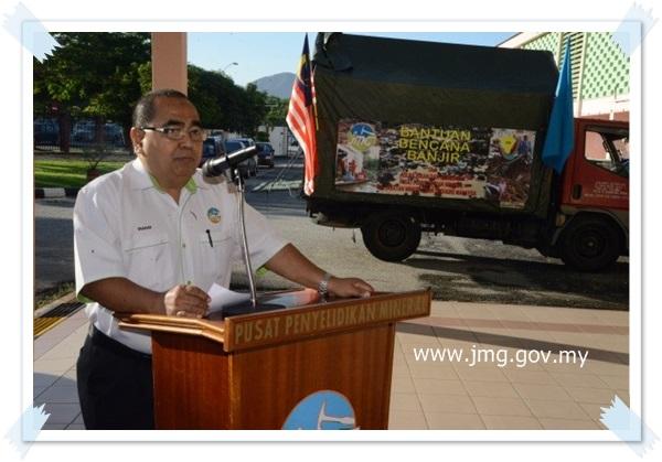 Misi Bantuan Bencana Banjir PPM