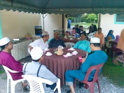 Majlis Berbuka Puasa Kompleks JMG Ipoh