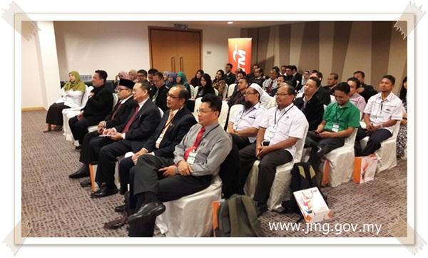 Bengkel Kerjasama Penggunaan Teknologi Berasaskan Unmanned Aerial Vehicle (UAV) di antara Kementerian Sumber Asli dan Alam Sekiter(NRE) dengan Telekom Malaysia Berhad (TM)