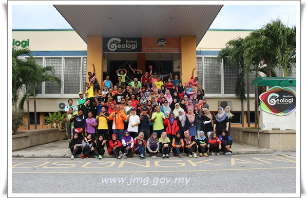 Sambutan Hari Sukan Negara Kompleks JMG Ipoh