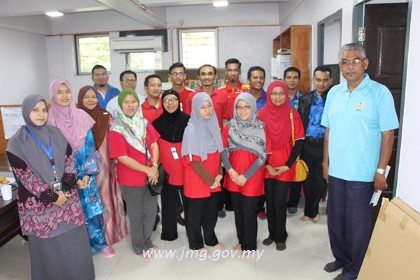 Perlawanan Karom Persahabatan KSKBPT & Yayasan Perak