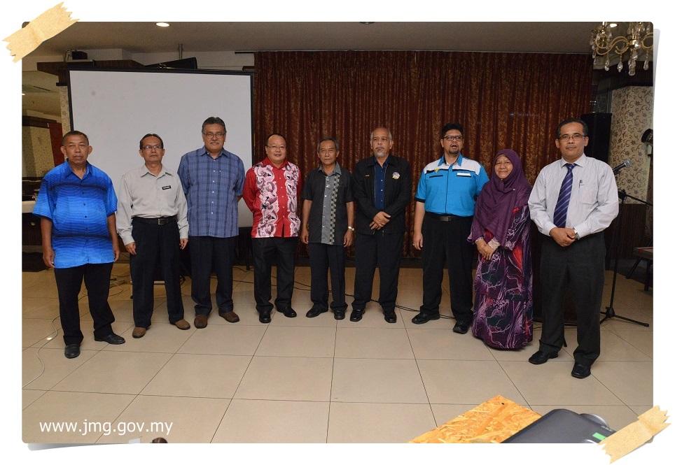 Majlis Paluan Berundur 2016