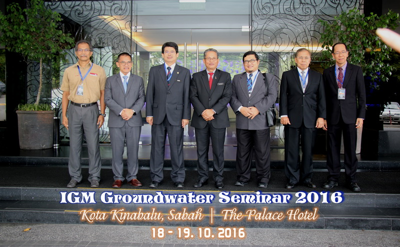 IGM GROUNDWATER SEMINAR 2016
