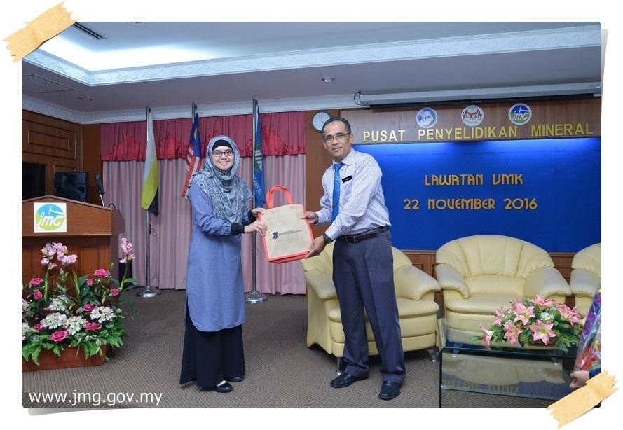 Lawatan Sambil Belajar Universiti Malaysia Kelantan ke PPM