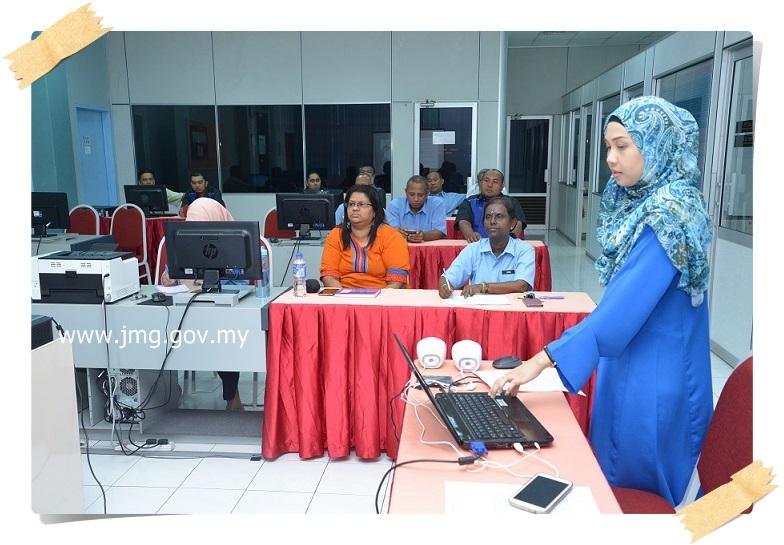 KAMPUS PPM (ICT): KURSUS PENGENALAN KEPADA TEKNOLOGI MAKLUMAT DAN KOMUNIKASI