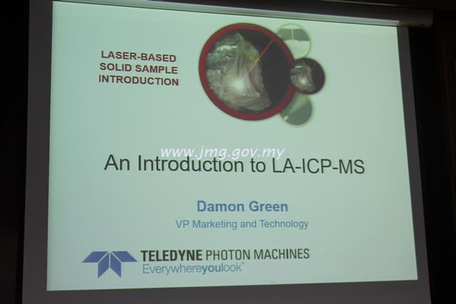 Taklimat ICP-MS