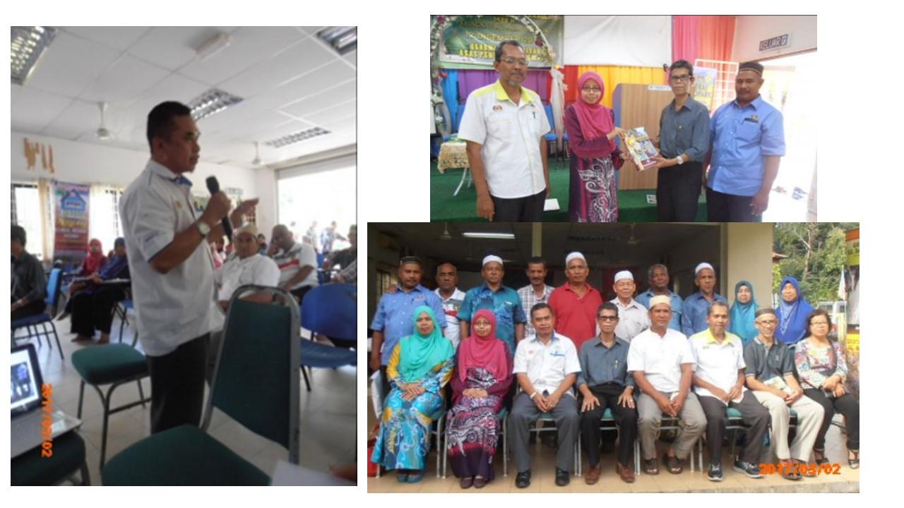 Program Jerai Geopark bersama komuniti Kampung Hilir