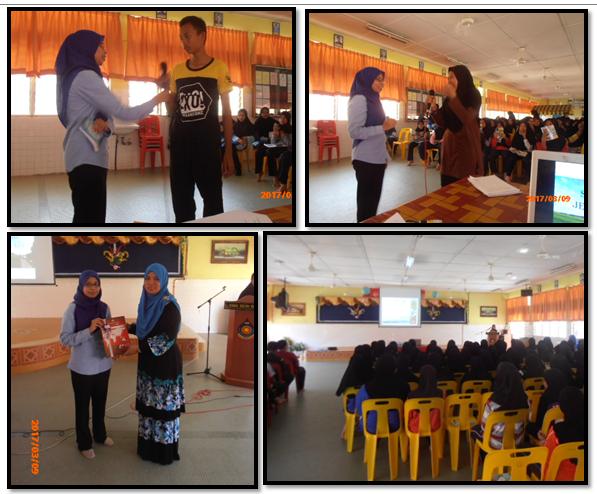 Program Jerai Geopark Bersama Komuniti Di SMK Seri Badong
