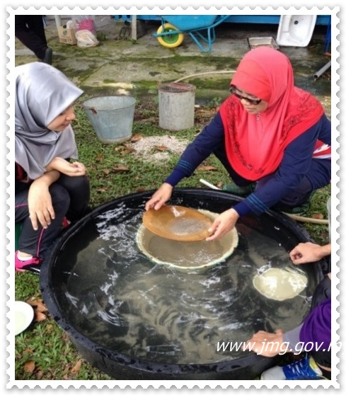 Program Gotong-royong dan Latihan mendulang PPM 2017