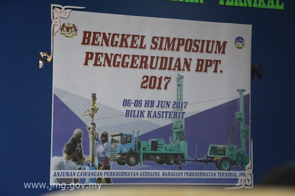 Bengkel Simposium Penggerudian BPT 2017