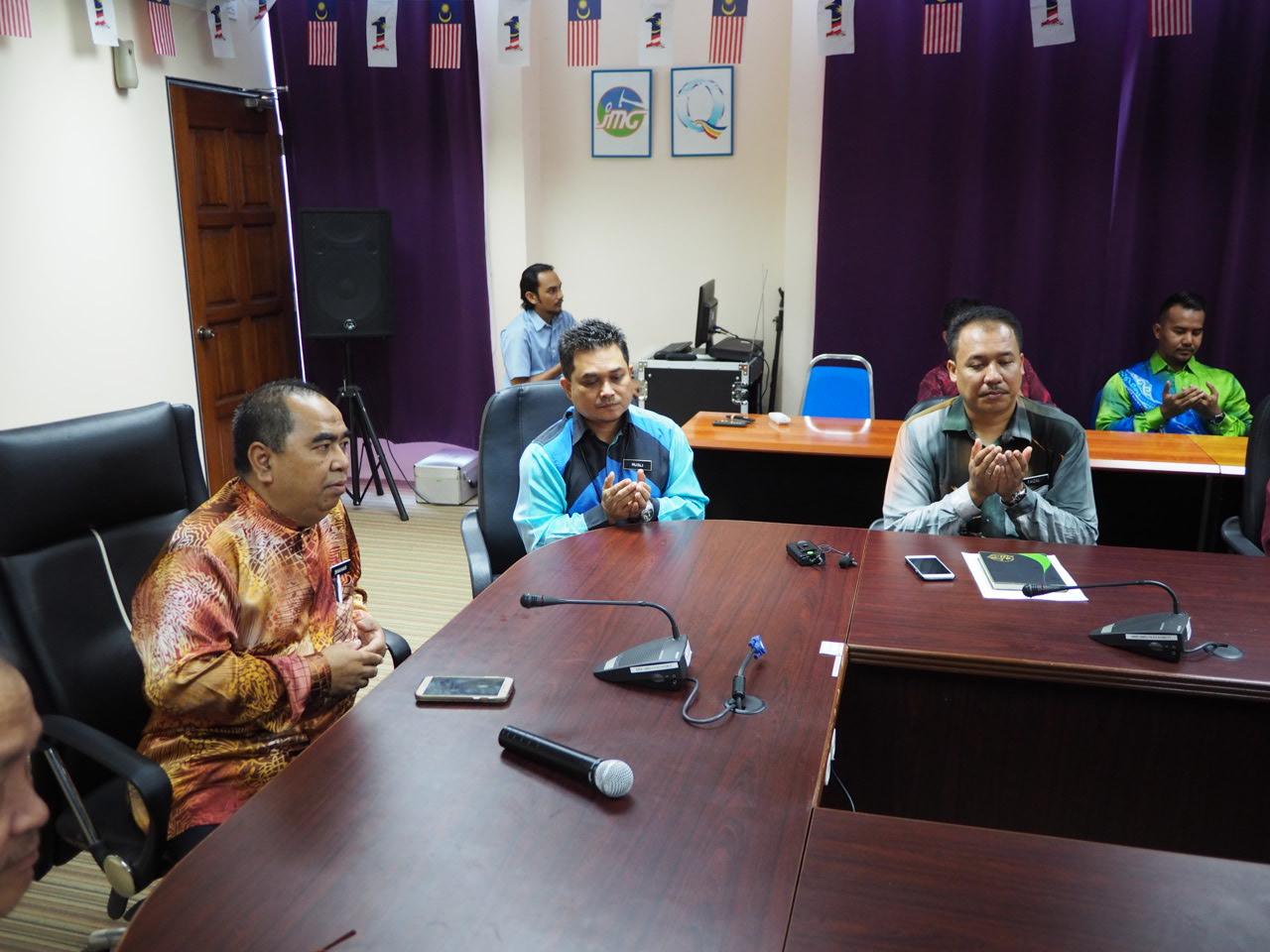 Lawatan Kerja Ketua Pengarah JMG, Tuan Haji Shahar Effendi bin Abdullah Azizi ke JMG Selangor/w. Persekutuan