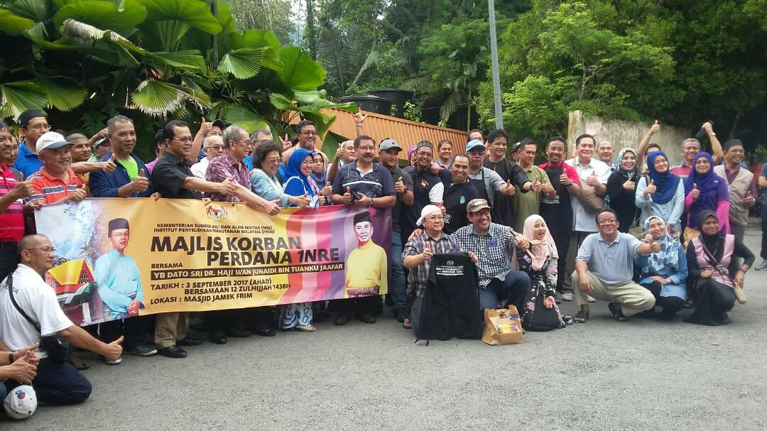Majlis Korban Perdana 1NRE