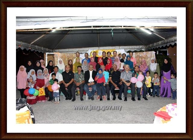 Makan Malam KSK Bahagian Perkhidmatan Teknikal 2017