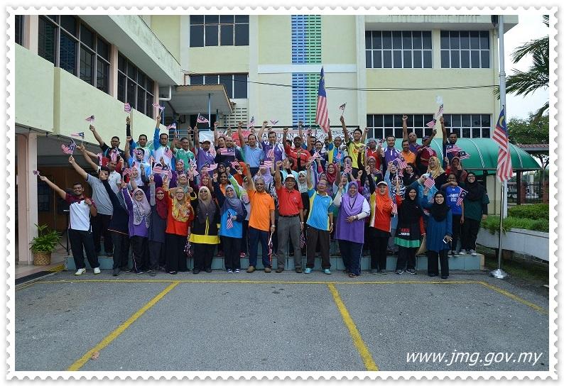 Sambutan Kemerdekaan PPM 2017