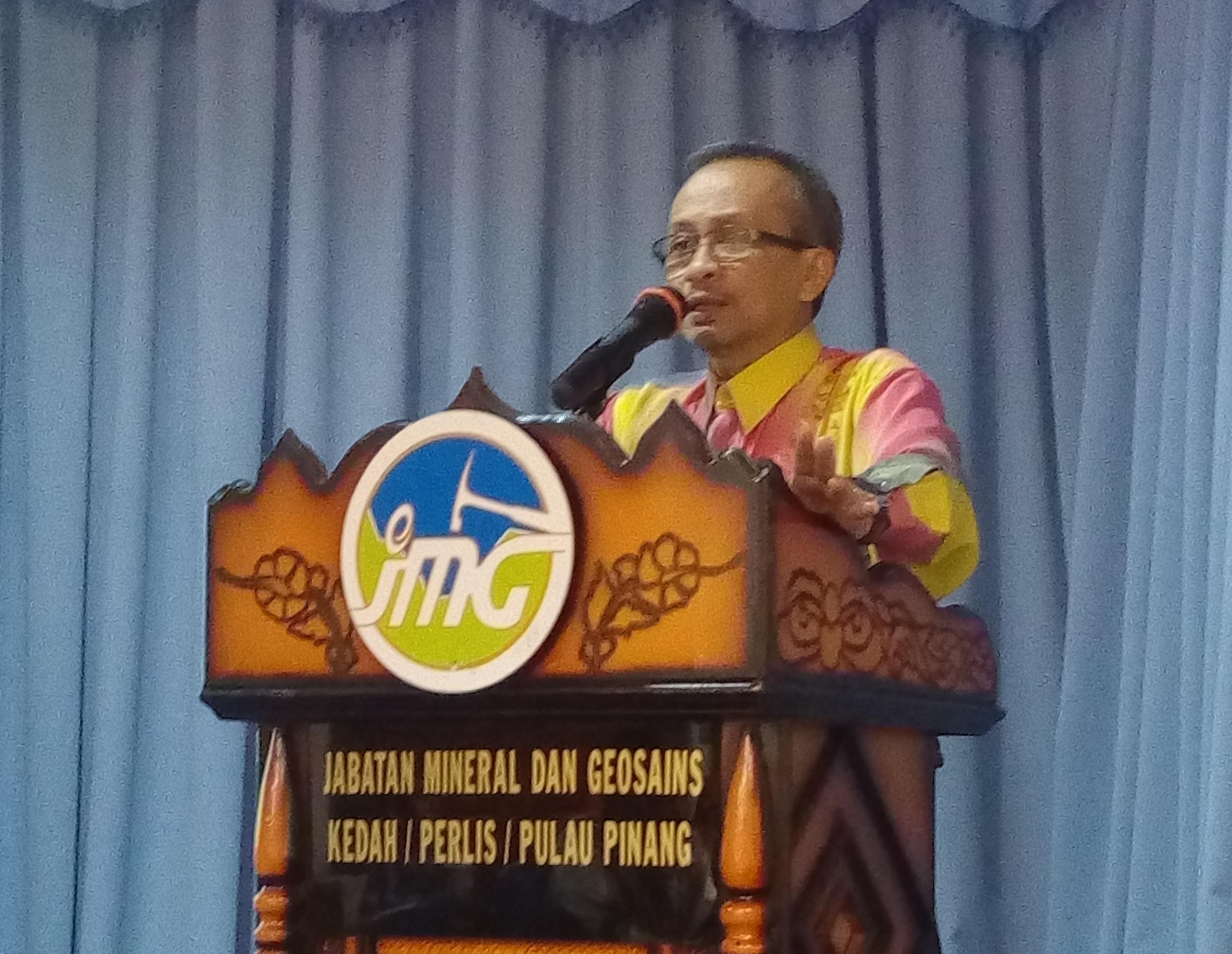 Lawatan Rasmi Tuan Pengarah PPO ke JMG KPP