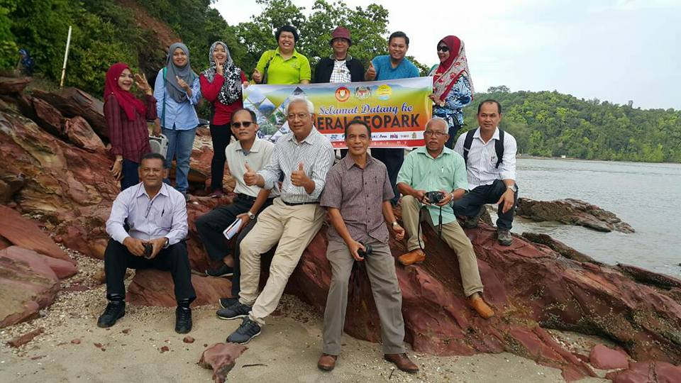 Program Penilaian Geopark Jerai