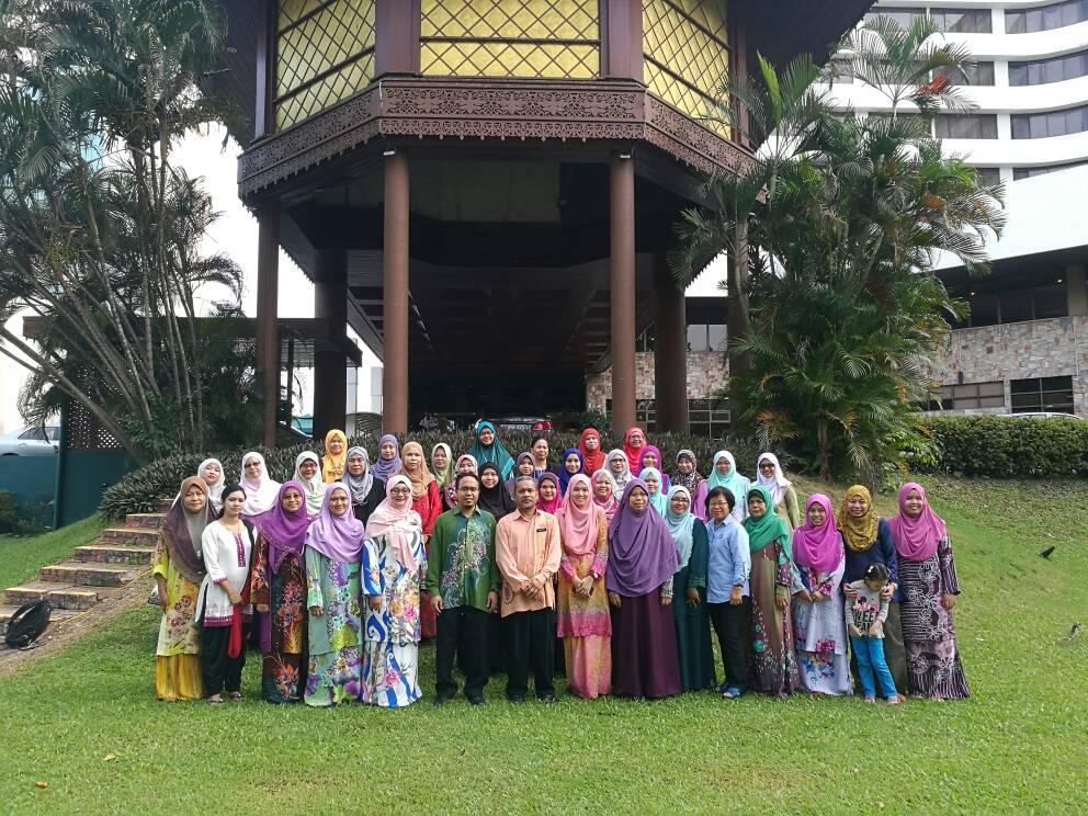 Kakitangan Wanita JMG Malaysia Didedah Ilmu Pengurusan Geopark