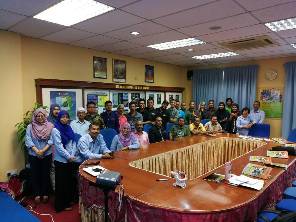 JMG KPP anjur Bengkel Jerai Geopark Memperkasa Komuniti