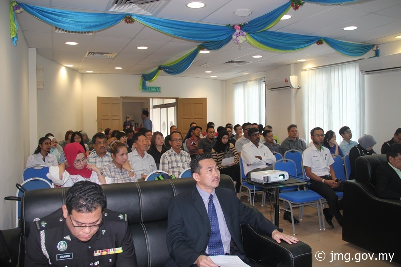 Program Taklimat Sistem Permohonan Pekerja Asing (SPPA) Negeri Pahang, Terengganu Dan Kelantan