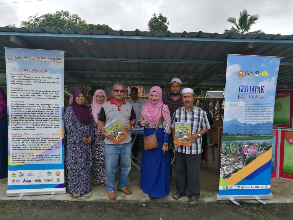 JMG KPP Meriahkan Karnival Masjid di Yan