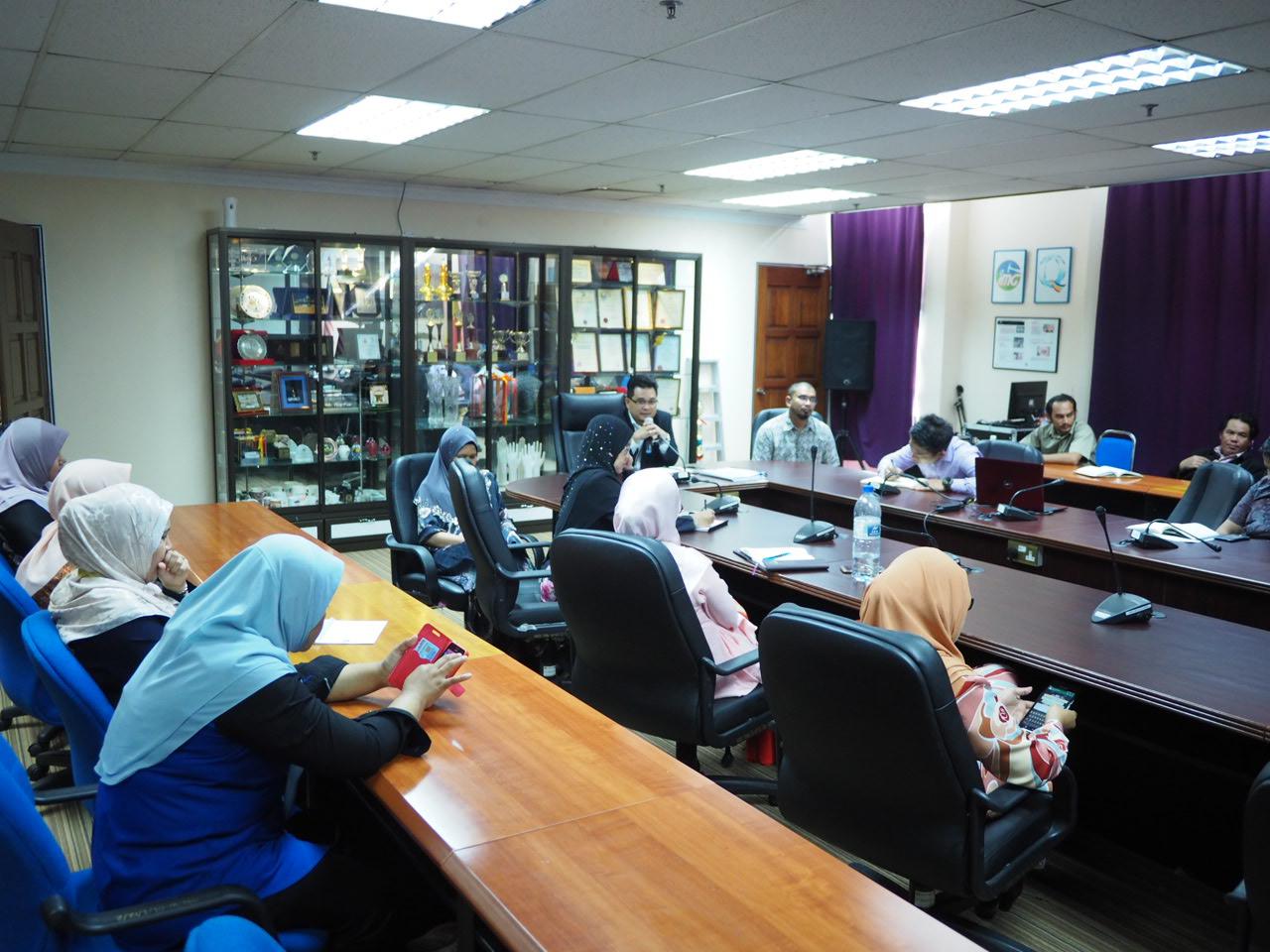 Majlis Perhimpunan Bulanan Bilangan 12/2017