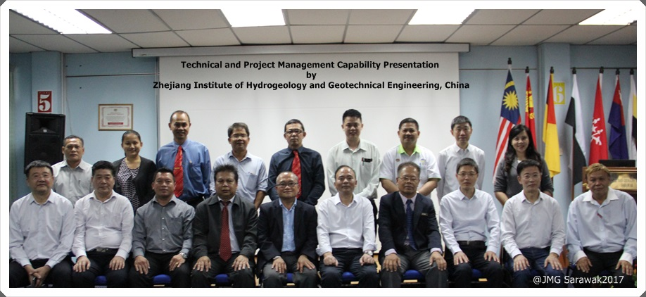 Technical and Project Management Capability Presentation by Zhejiang Institute of Hydrogeology and Geotechnical Engineering, China