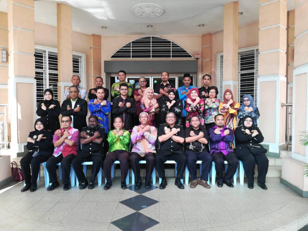JMG Kedah / Perlis / Pulau Pinang Ikrar Bebas Rasuah
